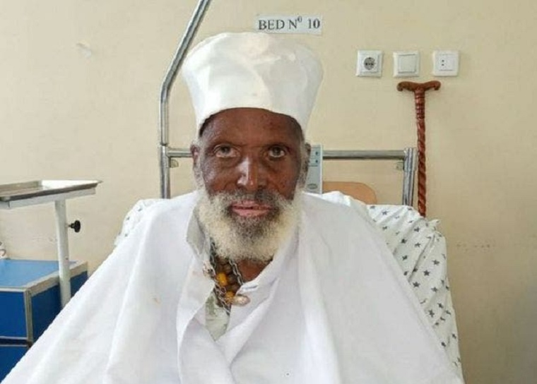 Ethiopia COVID-19: Tilahun Woldemichael, the world's oldest survivor of the virus at age 114.