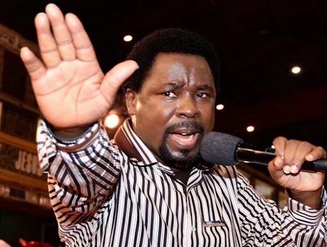I'm Ready To Pray For COVID-19 Patients In Isolation Centres – TB Joshua