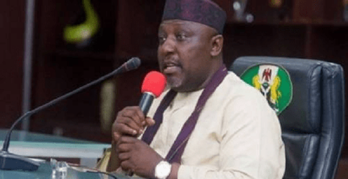 "EndSARS: ""Our Lifestyle Is Provoking The Youths"" – Rochas Okorocha Tells Fellow Senators"