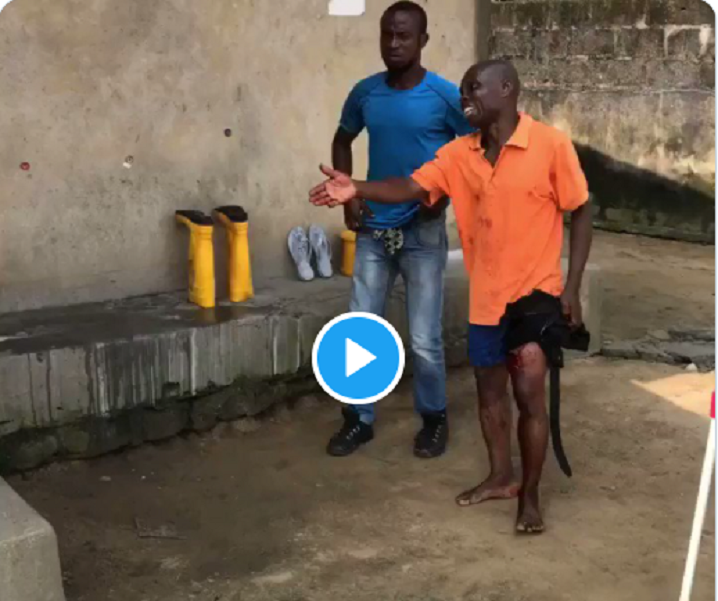 Ongoing Massacre Happening In Oyigbo, Rivers State {Video}
