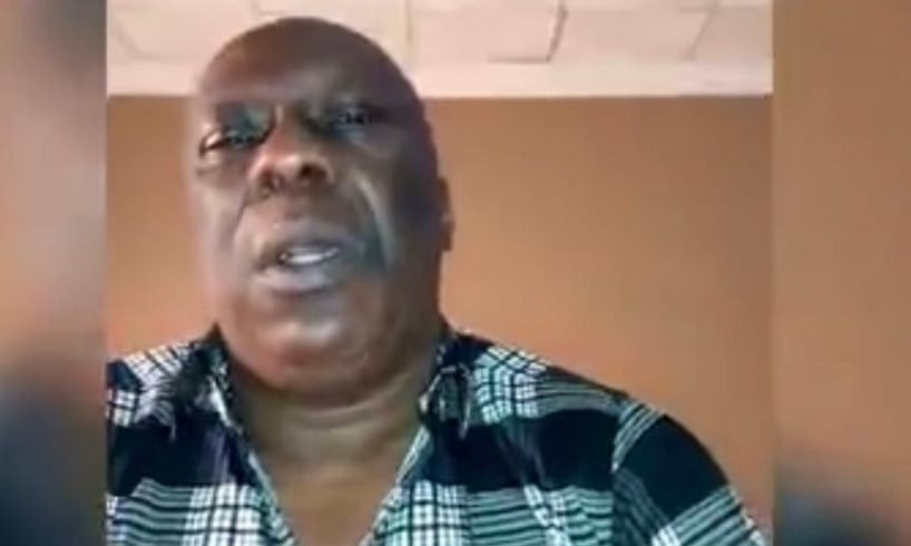 #EndSARS Protest: The Youths Are The Problem Of The Youths – Charles Anwurum {Video}