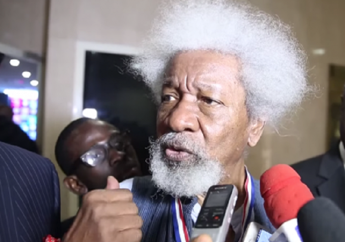 Wole Soyinka Condemns Video Of A Yoruba Man asking Igbo Indigenes To Leave Yorubaland {Video}