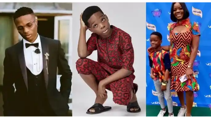My Dad Is The Greatest Of All Time — Singer Wizkid's Son, Boluwatife
