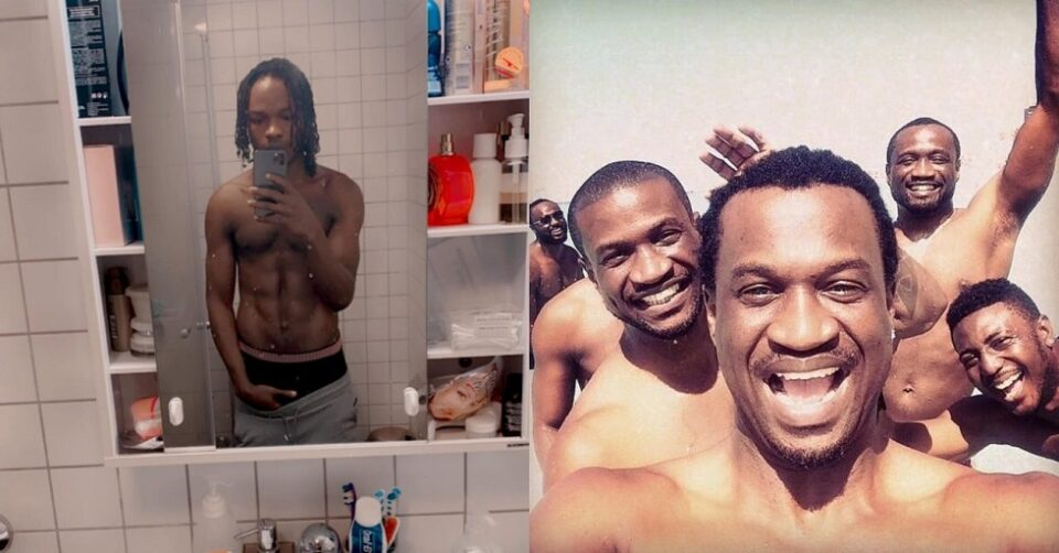 """I Still Don't Know Who Paul Or Peter Is. Na Psquare I know"" – Naira Marley Wades Into The Psquare Feud"