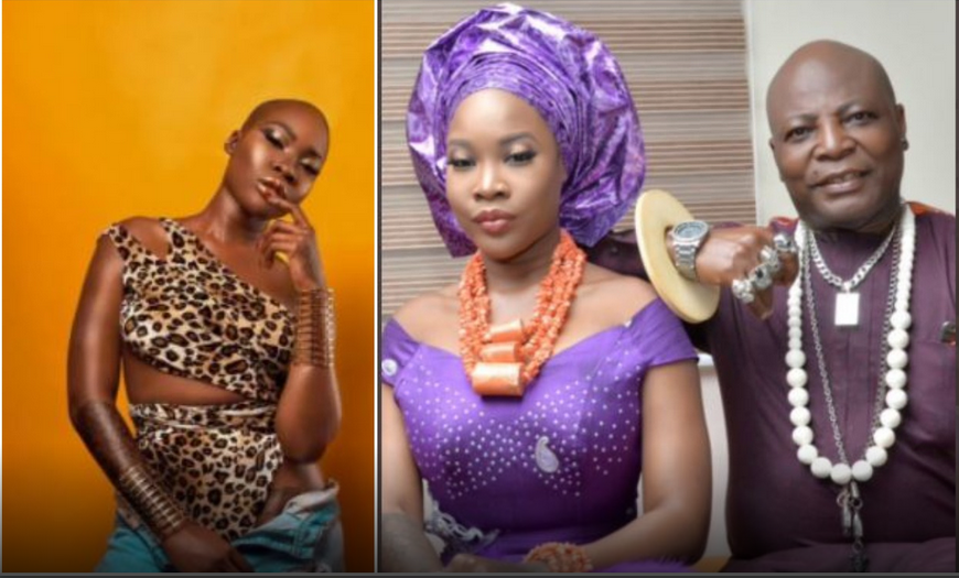Charley Boy's Daughter Continues Dragging Him As She Reveals What She Went Through After She Came Out As Gay To Him