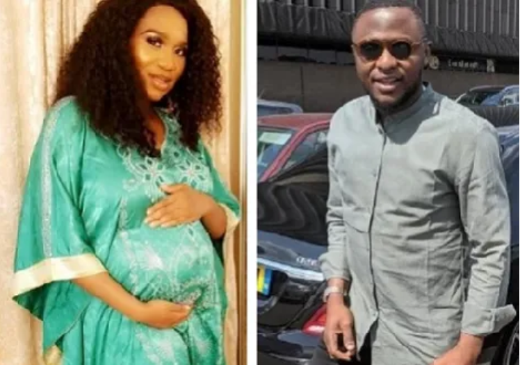 Ubi Franklin's 4th Babymama, Sandra Reveals ''He Can Spend Hours Sucking Breasts'