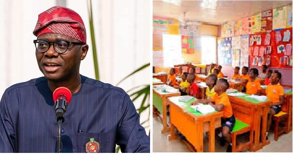 Sanwo-Olu Approves Reopening Of Schools Monday, January 18