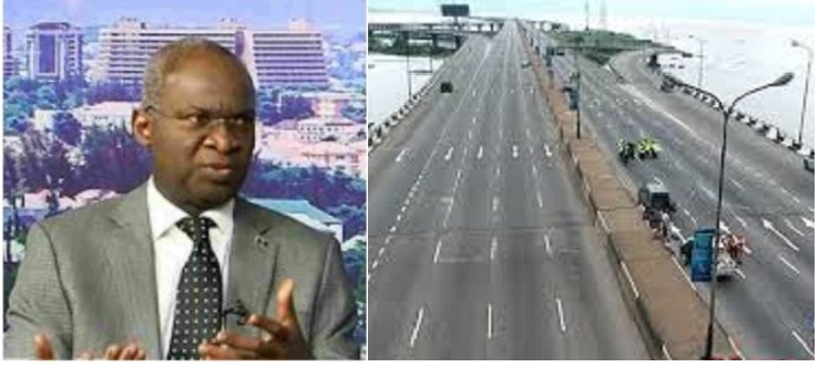 Fashola Confirms February 15 As Date For Reopening Third Mainland Bridge In Lagos