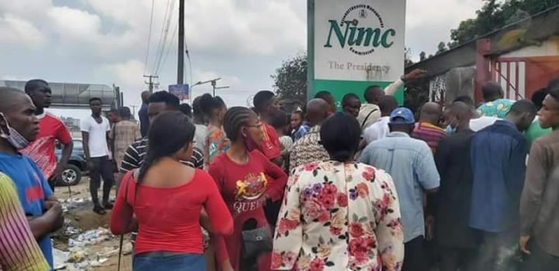 NIMC Opens 50 New Enrolment Centers To Ease Overcrowding | See List