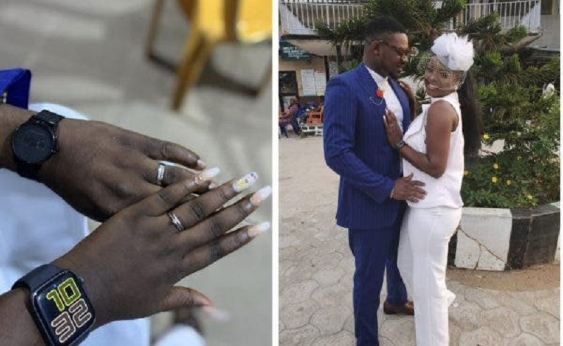 #WeMetOnTwitter: Couple Who Met Online Share How It Started and How It Is Going