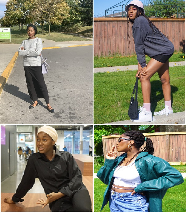 """""""Still The Same Arewa Princess"""" Northern Nigerian Woman Says As She Shows The Change In Her Style After Moving Abroad"""