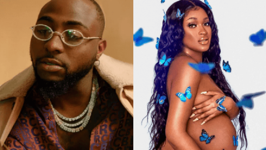 Davido's Alleged New Baby Mama, Larissa Named Her Son 'Dawson' Meaning 'Son Of David'