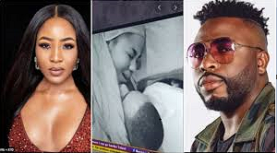 Keep My Name Out Of Your Sewage Mouth - BBNaija's Erica Nlewedim Blasts Music Producer, Samklef, After Tweeting That She Had Sex On National TV