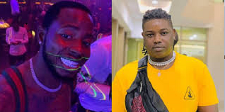 Singer Barry JHay Reportedly Arrested By Ghanaian Police Over The Sudden Demise Of His Record Label Boss, Kashy Godson
