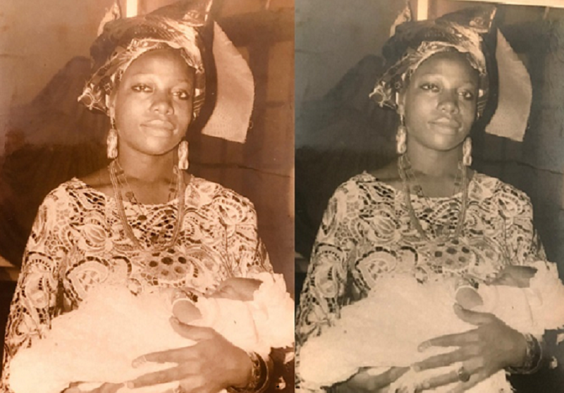 Nigerian Man Seeks Help Finding His Mother Who Disappeared Few Months After He Was Born