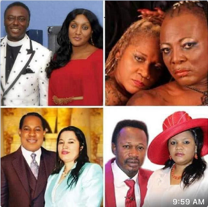"""""""Marriage Is Not A Ticket To Heaven"""" - Nigerians React As Charly Boy Compares Himself With 'Spiritual Men' Who Divorced Their Wives"""