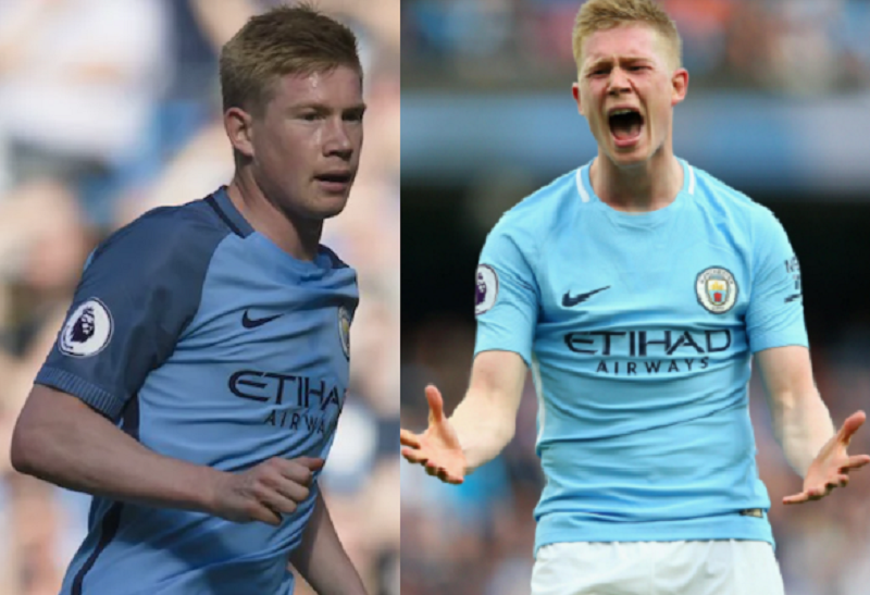 Manchester City Playmaker, Kevin De Bruyne Signs New Four-Year Contract Worth More Than £16million Per Season