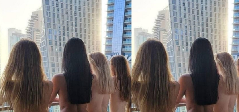 Update: Ukrainian Models Arrested For Posing Naked In Dubai Avoid Jail As They Are Deported