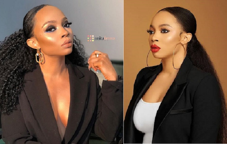 Marriage is luck. There Are No Recipes To A Successful Marriage - Toke Makinwa Writes