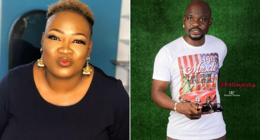 Comedienne Princess Denies Authorizing The Release Of The CCTV Footage Of Baba Ijesha molesting Her Foster Daughter
