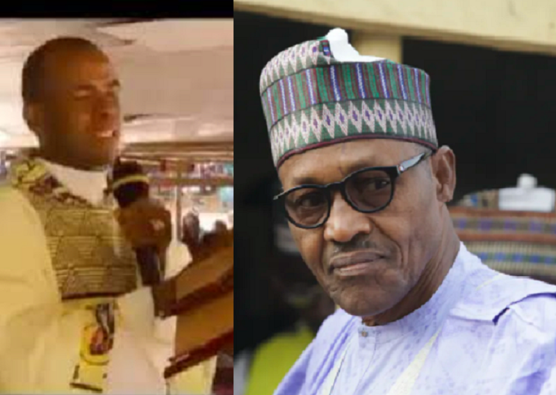 Father Mbaka Admits Discussing Contract With Buhari, Says It Was A 'Contract Of Securing The Country' {Video}