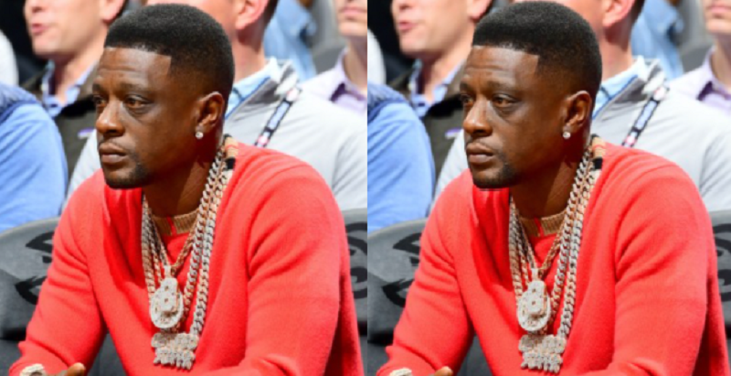"""""""I'm Tired Of Seeing Plastic"""", Rapper Boosie Laments Over Cosmetics Surgery"""