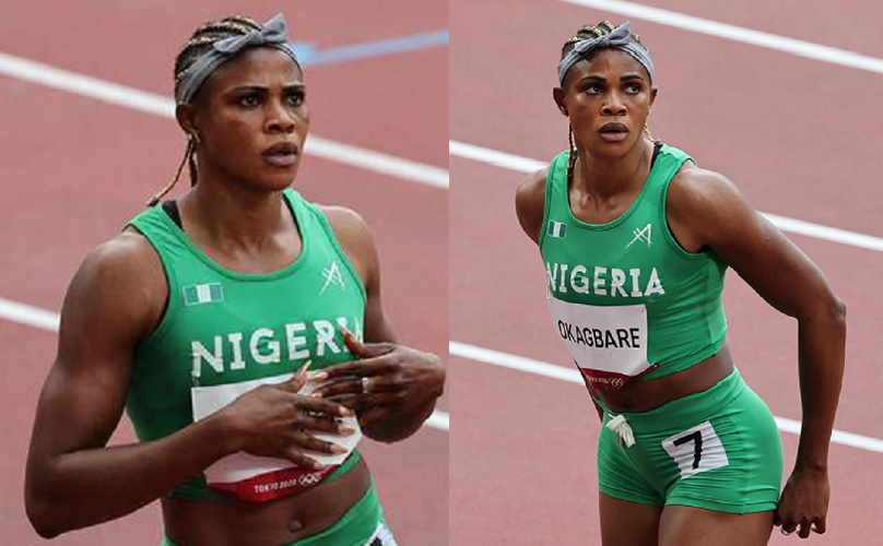 Blessing Okagbare Suspended From Tokyo Olympics After Failing Drug Test