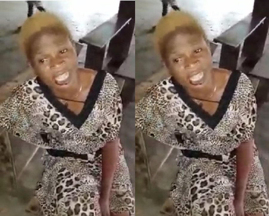 Girl Confesses To Her Nigerian Mother Reportedly Giving Her Rat Poison To Put In Her Father's Food {Video}