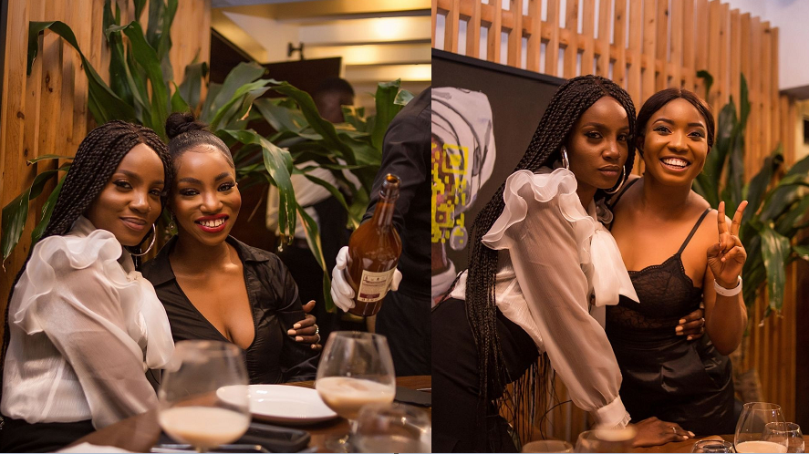 Seyi Shay ''Big Girl Dinner'' Was All About Good Food And Great Vibes (Photos)