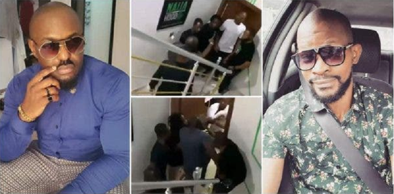 Jim Iyke Goes After Uche Maduagwu And Attacks Him Days After The Latter Questioned His Source Of Wealth On Instagram {Video}