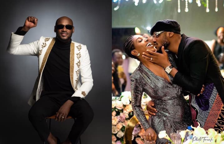 """""""I know I'm Not Without Mistakes"""" - Tuface Writes As He Shares Loved-up Photo With Wife, Annie, Weeks After She Called Him Out On Social Media"""