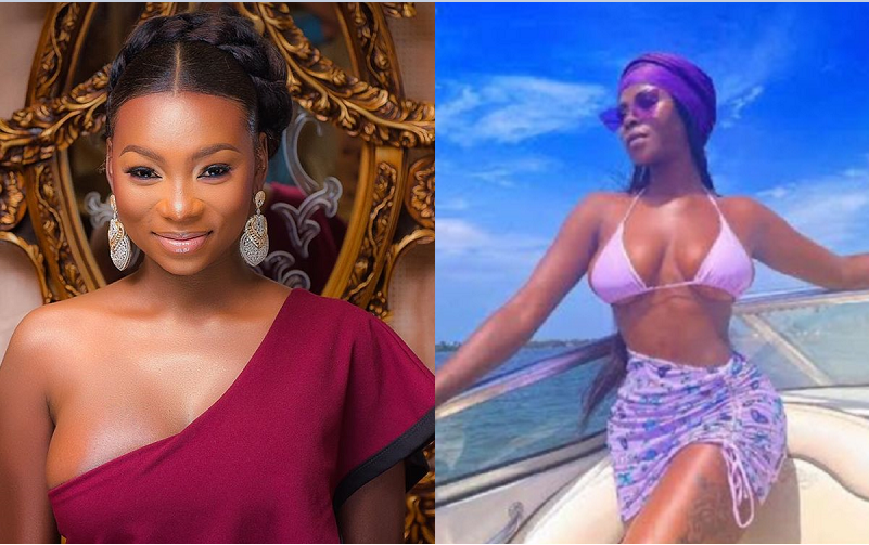 Keep My Name Out Of Your Mouth, You Know All You Said About Me Previously. Go Find your Own Doctor - BBNaija's Khloe Tackles Jaruma After She Asked Who Her Plastic Surgeon Is {Video}